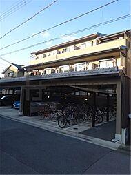 京洛マンション[112号室]の外観