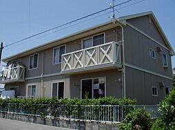 サニーハウスA[2階]の外観