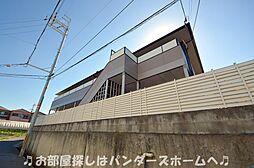 大阪府枚方市長尾元町4丁目の賃貸アパートの外観