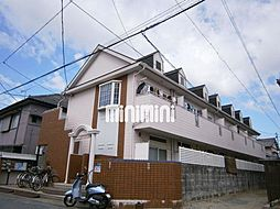 FLATS HAMAMATSU[2階]の外観