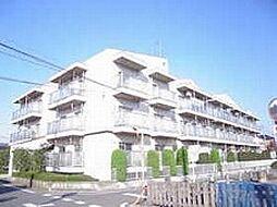 埼玉県ふじみ野市池上の賃貸マンションの外観