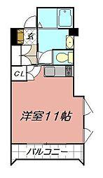 サンラビール真鶴[1008号室]の間取り