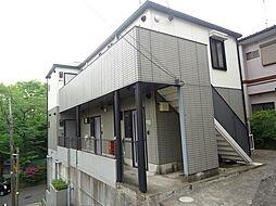 パークサイド大倉山[2階]の外観