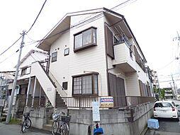 メゾンゆり[1階]の外観