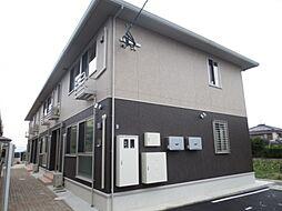ファミーユKII[102号室]の外観