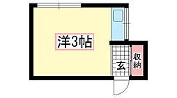 大倉山駅 1.0万円