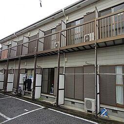 埼玉県春日部市西八木崎3丁目の賃貸アパートの外観