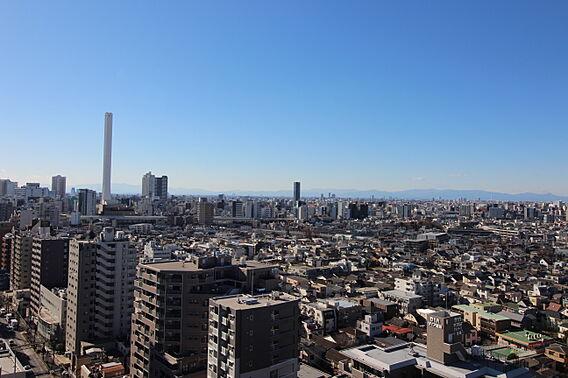 20階からの眺...