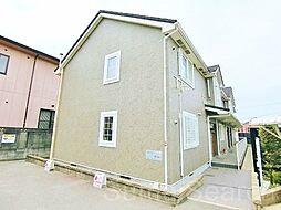 大阪府堺市西区菱木4丁の賃貸アパートの外観