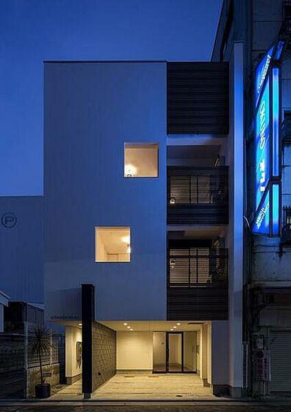 兵庫県姫路市西二階町の賃貸アパート