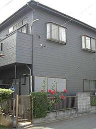 福田アパート[1階]の外観