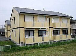 グリーンヒルハイツB[102/202号室]の外観