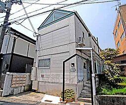 京都府京都市北区西賀茂中川上町の賃貸マンションの外観