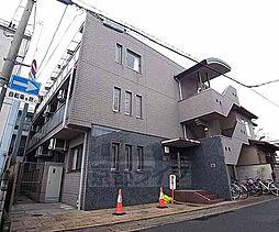京都府京都市左京区一乗寺北大丸町の賃貸マンションの外観