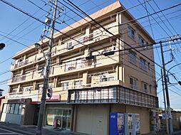 千葉県松戸市栄町5丁目の賃貸マンションの外観
