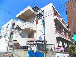 板橋マンション[3階]の外観