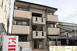 片岡マンション5[1階]の外観