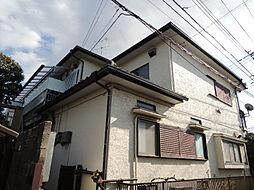 東京都狛江市東野川1丁目の賃貸アパートの外観