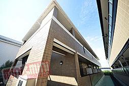 兵庫県伊丹市口酒井2丁目の賃貸アパートの外観