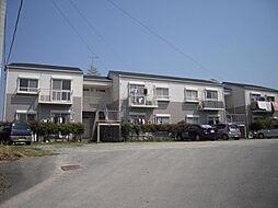 グリーンヒル羽山[103号室]の外観