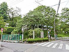 浅川中学校810m