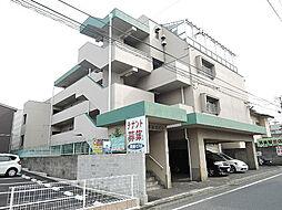 福岡県北九州市小倉北区上富野5丁目の賃貸マンションの外観