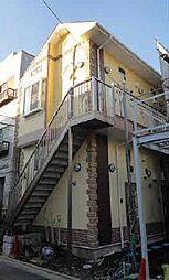 ユナイト根岸バルティアの杜[2階]の外観