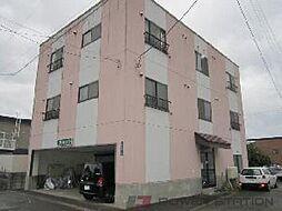 ウェルハイツ新富[3階]の外観
