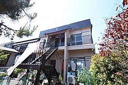 愛知県名古屋市南区道徳新町8丁目の賃貸アパートの外観