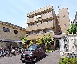 京都府宇治市開町の賃貸マンションの外観