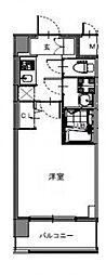 S-RESIDENCE新大阪Garden[1004号室号室]の間取り