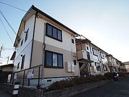 奈良県磯城郡川西町大字結崎の賃貸アパートの外観