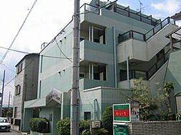 神奈川県相模原市中央区共和2丁目の賃貸マンションの外観