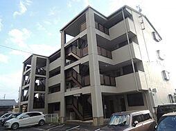 Twin Avenue A棟[4階]の外観