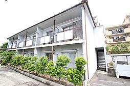 愛知県名古屋市天白区元植田1丁目の賃貸アパートの外観