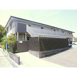 大阪府枚方市香里園桜木町の賃貸アパートの外観
