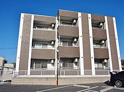 愛知県日進市北新町殿ケ池上の賃貸マンションの外観