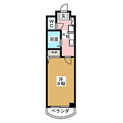 愛宕橋駅 4.8万円