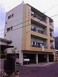 広島県呉市広弁天橋町の賃貸マンションの外観