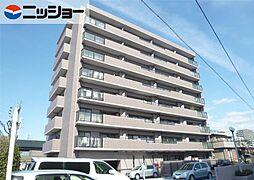 勝川パークホームズ703[7階]の外観