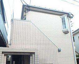 東京都杉並区高円寺南2丁目の賃貸アパートの外観