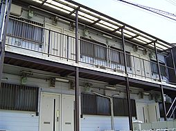 兵庫県神戸市須磨区須磨浦通6丁目の賃貸アパートの外観