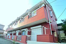 千葉県柏市豊住2の賃貸アパートの外観