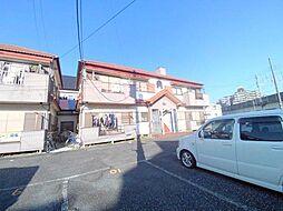 明和コーポC棟(二子町)[302号室]の外観