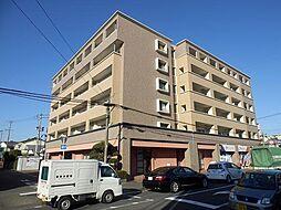宮崎県宮崎市松橋2丁目の賃貸マンションの外観