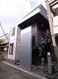 グランエッグス東新宿[101号室号室]の外観
