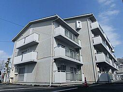 久宝寺西田マンション[204号室]の外観
