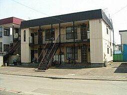 大新第2マンション[1階]の外観