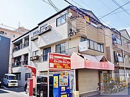 仲谷マンション[3階]の外観