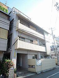 チサンマンション中延[4階]の外観